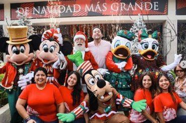 ¡Por todo lo alto! Joy Arte y Decoración inaugura temporada navideña con tienda en el Hotel Intercontinental Tamanaco