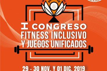 Avepane convoca Primer Congreso Fitness inclusivo y Juegos Unificados  29, 30 de noviembre y 1 de diciembre