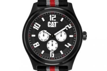 Relojes leales al paso del tiempo bajo el sello CAT