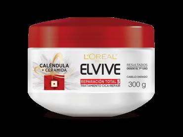 Reparación total 5 y Color vive de L'Oréal París La fórmula ideal para cabellos dañados y teñidos